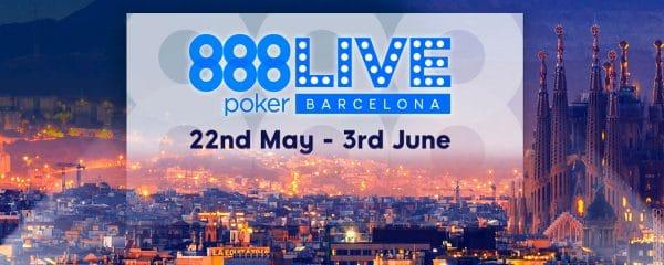 Live-турнир в Барселоне от 888poker