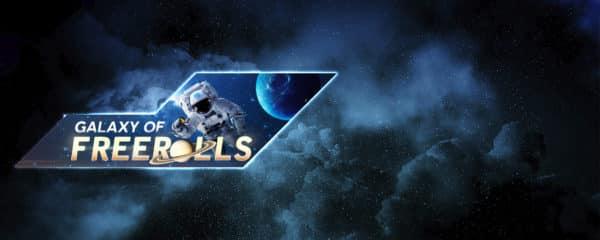 С 25 марта по 7 июня 2020 на 888poker будет проходить акция «Галактика фрироллов»