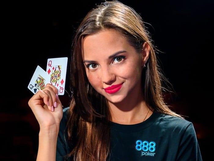 Дарья Фещенко присоединилась к команде 888poker.