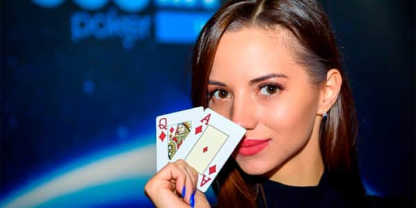 Дарья Фещенко - амбассадор 888poker.