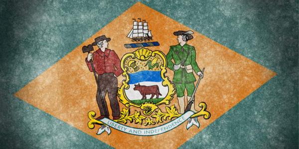 Герб американского штата Делавер