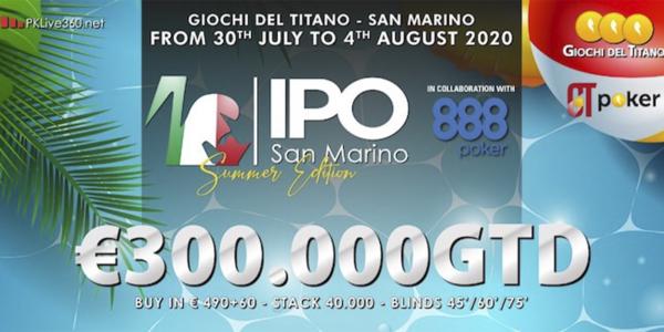 IPO San Marino