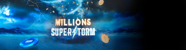 Последние игры в турнире 888Millions Superstorm на 888poker