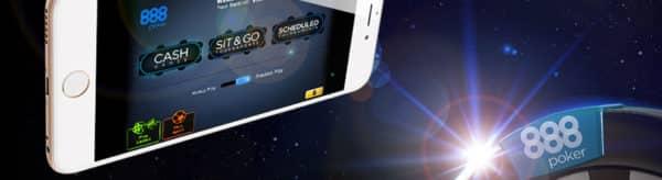 Новое приложение 888покер