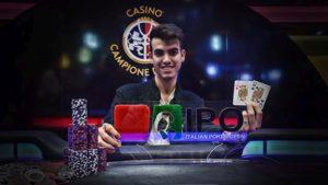 IPO Итальянская серия покера.