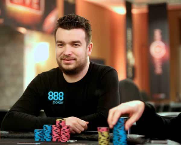 Амбассадор 888 Покер Крис Мурман поделился советами для начинающих покеристов