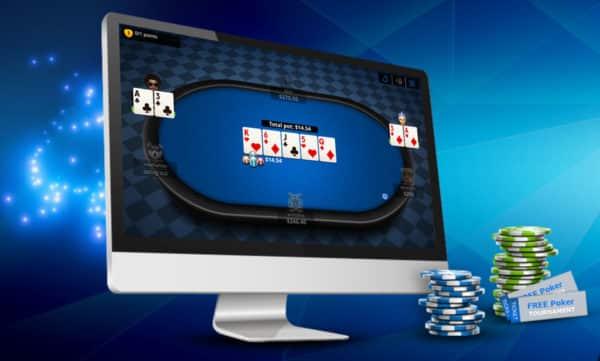 Программное обеспечение 888 Poker для WSOP США